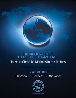 Mission-of-the-Church-of-the-Nazarene-Core-Values