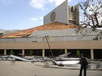 Paznaz roof