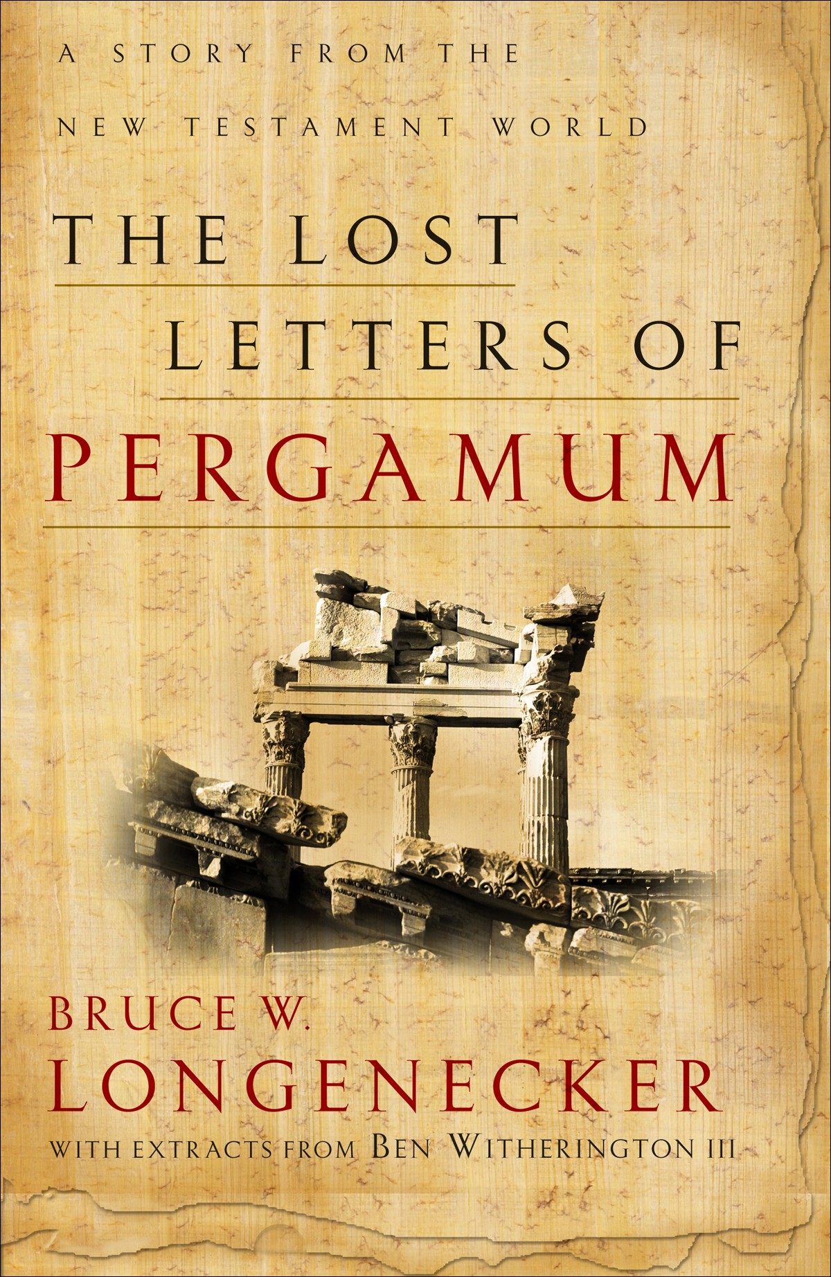the character lost letters